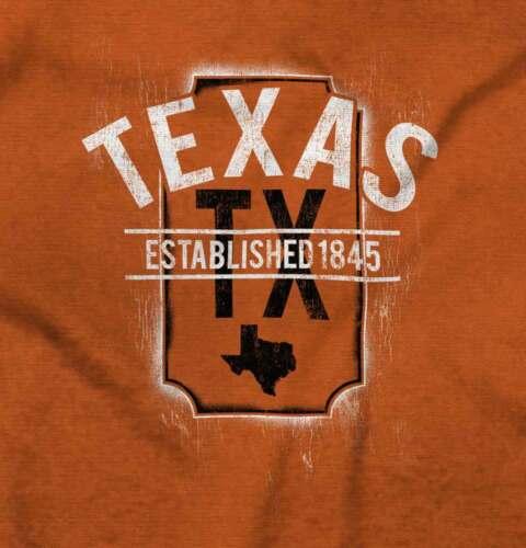 Vintage Texas Sports University Souvenir TX Short Sleeve T-Shirt Tees Tshirts