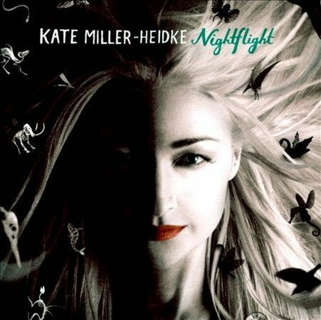 1 of 1 - Nightflight by Kate Miller-Heidke (Singer/Songwriter) (CD, Apr-2012, Sony Music
