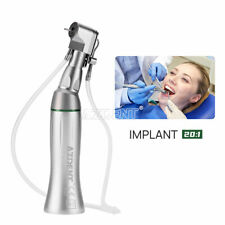 New Listingdental Implant Motor 201 Reduction Contra Angle Latch Handpiece Fit Nsk E Type