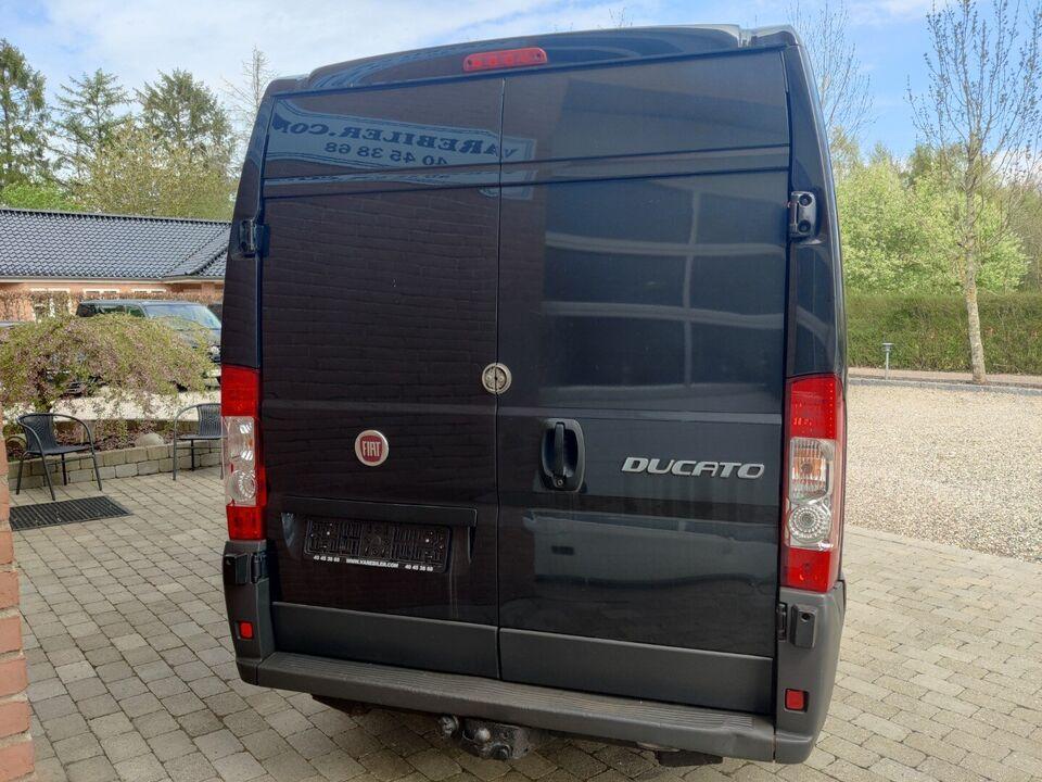 Fiat Ducato 33 2,3 MJT 130 Kassevogn L3H2 d Diesel modelår