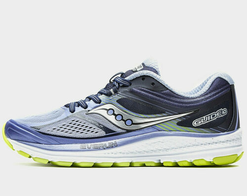 UK Size 4.5 EUR 37.5 Saucony Guide 10 Women/'s ® Navy Violet Latest NEW