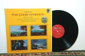 Vivaldi-Four-Seasons-Felix-Ayo-Berlin-Chamber-Orch-Vittorio-Negri-1976-LP