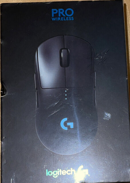 Logitech G Pro Wireless Gaming Mouse 910-005270 with Esports Grade Performance