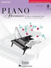 Piano Adventures, Level 3B : A Basic Piano Method (1998, Paperback, Revised)