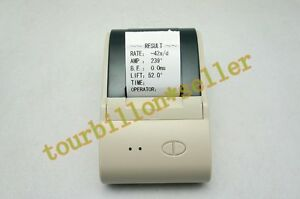 Thermal Printer for Watch Multifunctional Timegrapher No 2000,3000,5000