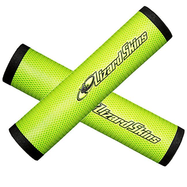 Lizard Skins DSP Grip 32.3mm MTB Mountain Bike Grips - Green