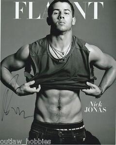 Nick-Jonas-Autographed-Signed-8x10-Photo-COA