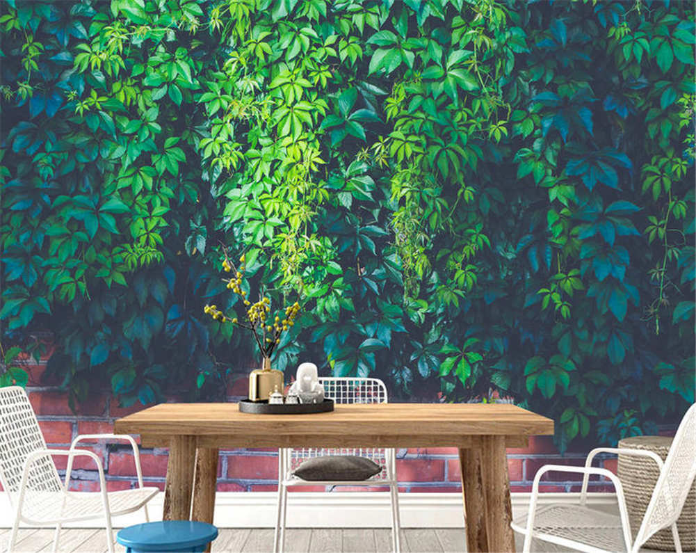 Rorty Full Grass 3D Full Wall Mural Photo Wallpaper Printing Home Kids Decor