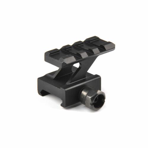 Tactical 20mm 3 Slots Picatinny Rail 30mm High Riser Base For Rifle Scope Hunt
