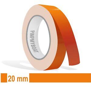 7mm WEI GLANZ weiss 10m Auto white 7 Stripe Boot 0,7 cm Dekor ...