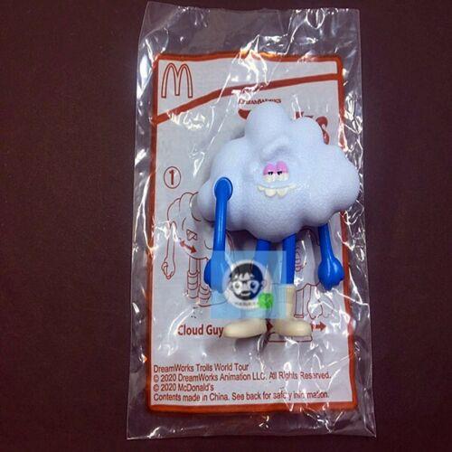 Mcdonald/'s 2020 Trolls World Tour Happly Meal Toys Set 8PCS Xmas Gifts /&Tracking