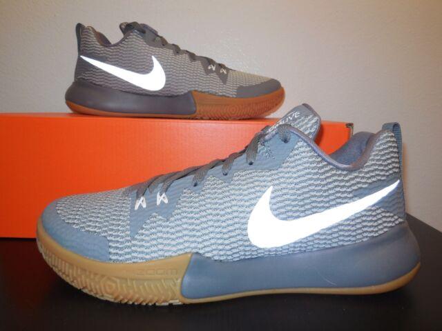 58575568172 Men s Nike Zoom Live II Basketball Shoes -Cool Grey-Style  AH7566 002-