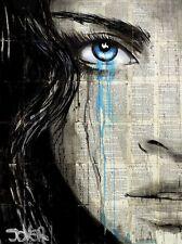 "JOVER LOUI  - DYSTOPIA - ART PRINT POSTER 14"" x 11"" (884)"