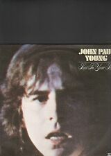 JOHN PAUL YOUNG - lost in your love LP