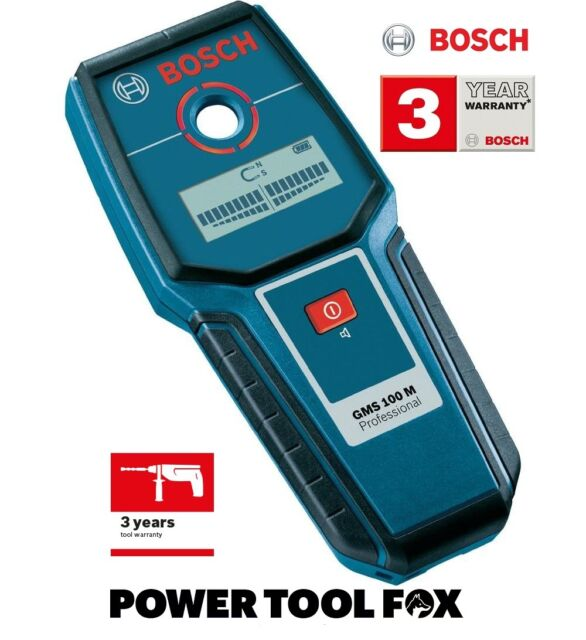savers choice Bosch GMS100M PRO DETECTOR/Wall Scanner 0601081100 3165140630597