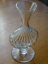 Ancien Vase en Cristal - Baccarat