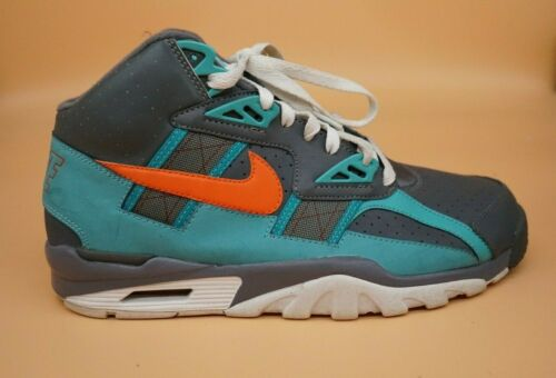 Nike Air Trainer SC High Miami Dolphins Men's Size