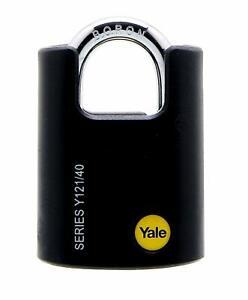 Yale-Outdoor-de-Haute-Securite-Protection-Cadenas-manille-protege-40-mm-Y121-40-125