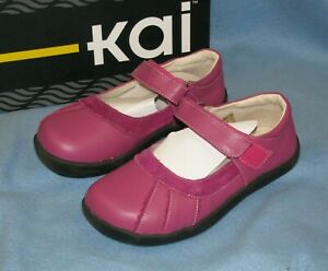 See Kai Run Kids Millennium Ii Black Mary Jane