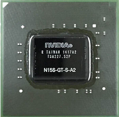 NEW original NVIDIA N15S-GT-S-A2 Notebook VGA Graphic Chipset DC 13+