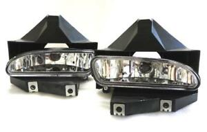 1999 2004 Ford Mustang V6 Gt Clear Oe Bumper Driving Lamps