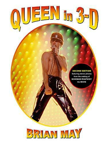 Queen in 3-D Updated Edition 3d Stereoscopic Book