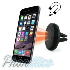 SUPPORT-VOITURE-MAGNETIQUE-AIMANT-SMARTPHONE-POUR-APPLE-SAMSUNG-SONY-NOKIA-WIKO