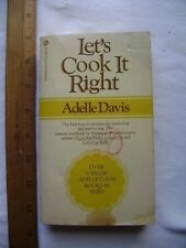 Let's Cook it Right.  Best Way to Prepare Foods that are Best for You.  1970.