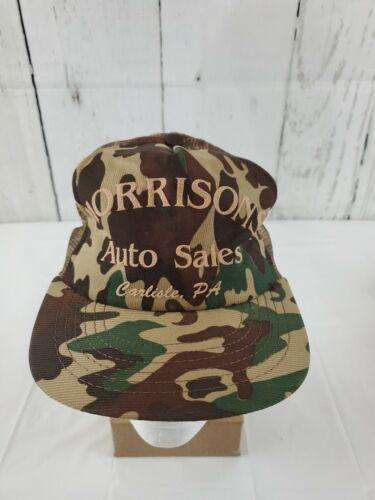 Morrison's Auto Sales Carlisle Pa. Hat Cap Trucker