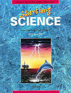 Gilchrist-Ian-Fraser-Alan-Starting-Science-Students-039-Book-1-Very-Good-Book