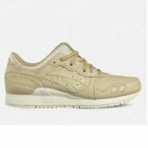 HombreMujer Gel Lyte III Rose Gold Birch Crema | Casual Asics • ISAD