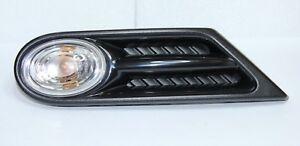 OEM-BMW-Mini-R56-R57-claro-RH-LADO-DERECHO-Indicador-repetidor-huida-recorte-Blanco