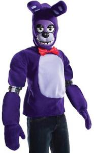 Bonnie Kit Five Nights at Freddy/'s Fancy Dress Halloween Adult Costume Accessory