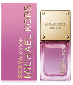 Michael-Kors-Sexy-Blossom-Eau-De-Parfum-1-oz-30-ml-NIB-Sealed