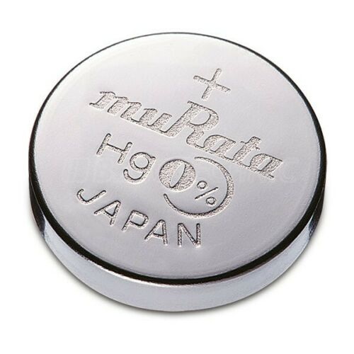 Murata//Sony Uhren Batterie Knopfzelle aus 13 Typen z.B 364 371 373 377 395 399
