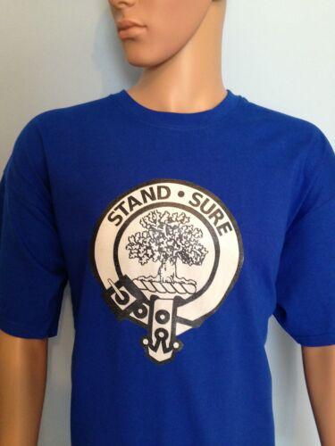Scottish badge Scotland emblum Sutherland CLAN CREST T Shirt Men ladys