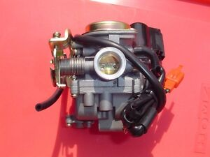 NEW-50CC-SCOOTER-MOPED-GY6-CARBURETOR-CARB-SUNL-ROKETA