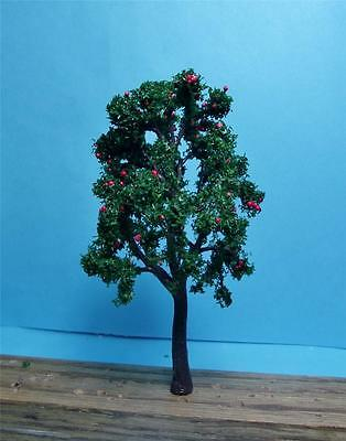 "Multi Scale Use-Premium Quality Model Apple Trees--6 Pieces at 4 3/8"" Tall"