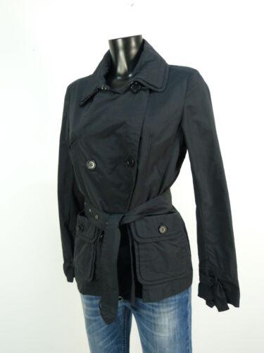 Jacket Luxury Max Gr M Con Pure 2570 cintura Co Black 38 wXqpa1n5xq