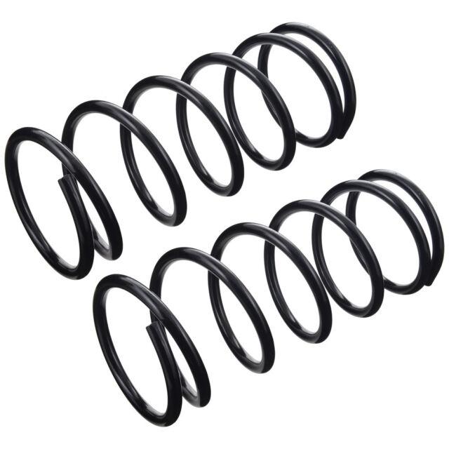 Buy Coil Spring Set Rear Trw Jcs1461t Fits 00 04 Nissan Pathfinder