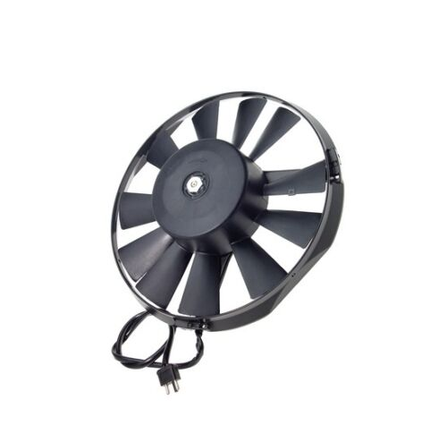 For Mercedes R107 W116 W123 W201 190D 190E 240D Auxiliary Fan Assembly ACM