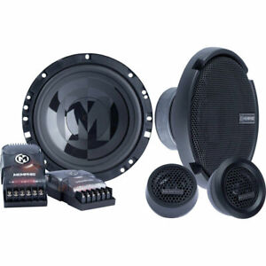 "MEMPHIS AUDIO PRX60C POWER REFERENCE-SERIES 6-3/4"" 200W COMPONENT SPEAKER SYSTEM"