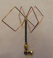WiFi Antenna 2.4Ghz Omni TRIPLE BiQuad MACH 4B Antenna for FPV LONG RANGE BOOST