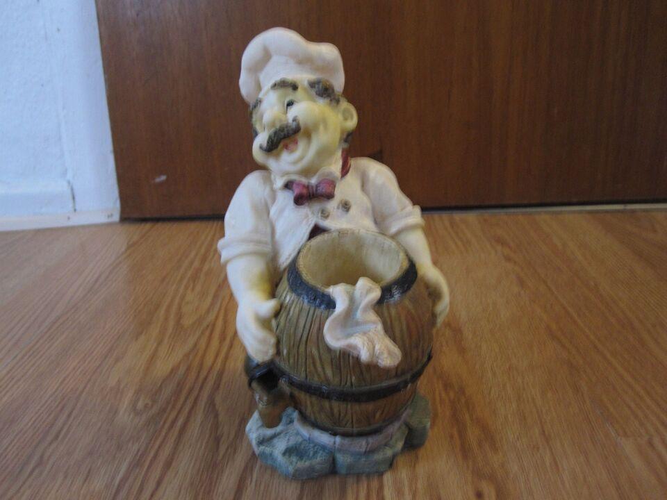 Figur af bager