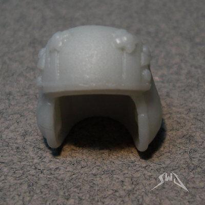 "HEL069 Custom Cast hat helmet for use with 3.75/"" GI Joe Star Wars Marvel figures"