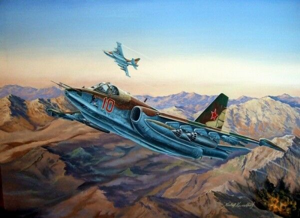 Su-25 Frogfoot A Fighter 1:32 Plastic Model Kit TRUMPETER