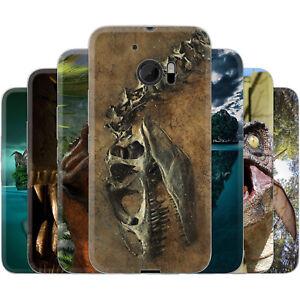dessana-Dinosaurier-Welt-Silikon-Schutz-Huelle-Case-Handy-Tasche-Cover-fuer-HTC