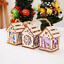 LED-Light-Wood-HOUSE-Cute-Christmas-Tree-Hanging-Ornaments-Holiday-Decoration thumbnail 4