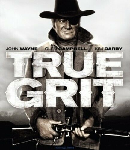 True Grit (1969 John Wayne) BLU-RAY NEW