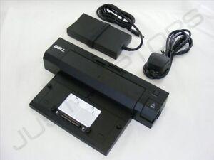 Dell Latitude E5400 E5410 USB 3.0 Dockingstation Port Replikator Inc 130W PSU